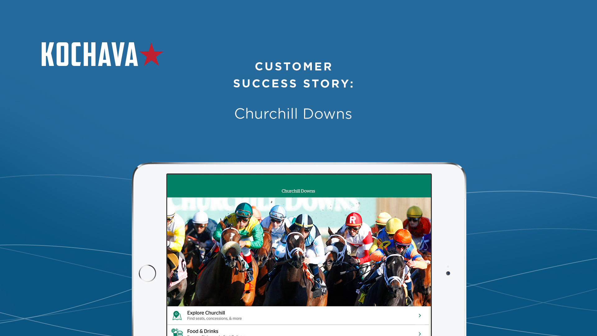 Churchill Downs Customer Success Story
