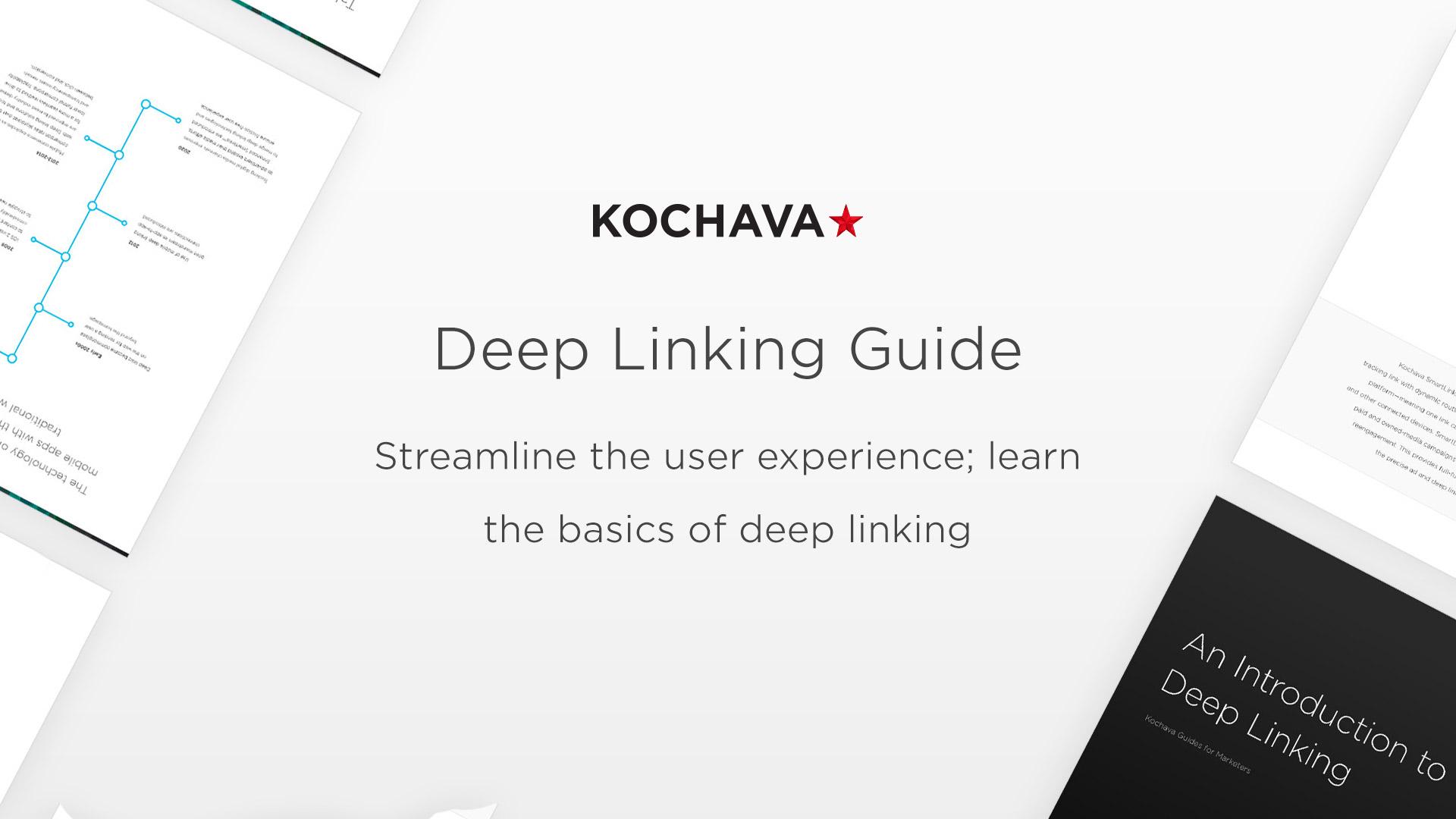 Deep links SmartLinks