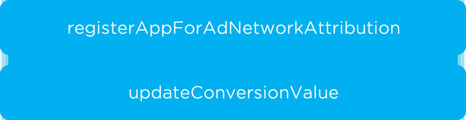 SKAdNetwork advertiser app calls