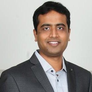 Sudhir Vallamkondu headshot
