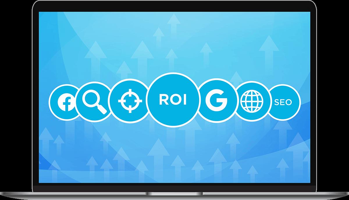 Laptop with ROI measurement