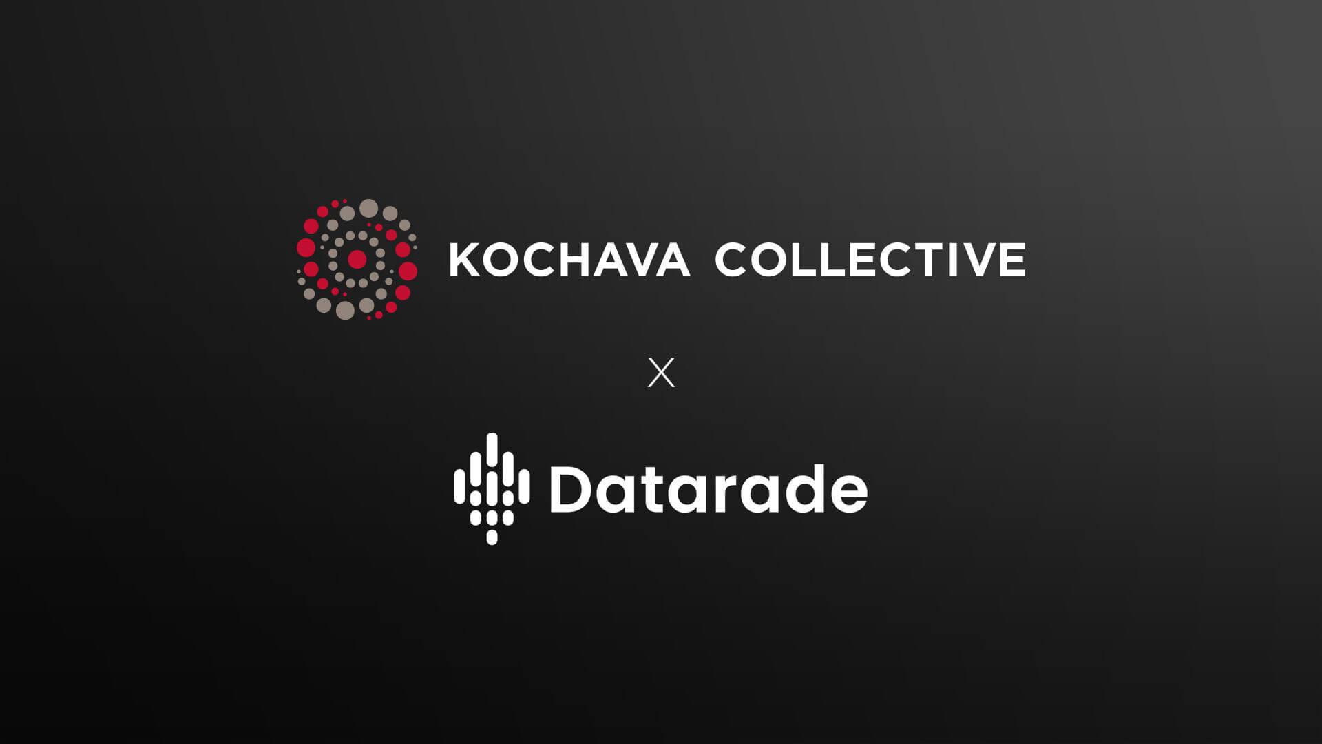 Kochava Collective and Datarade