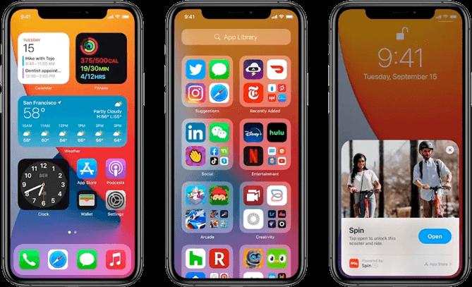 Apple iOS 14.5 App Clips on iPhone