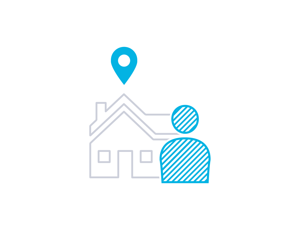 Geo and Household IP Mapping