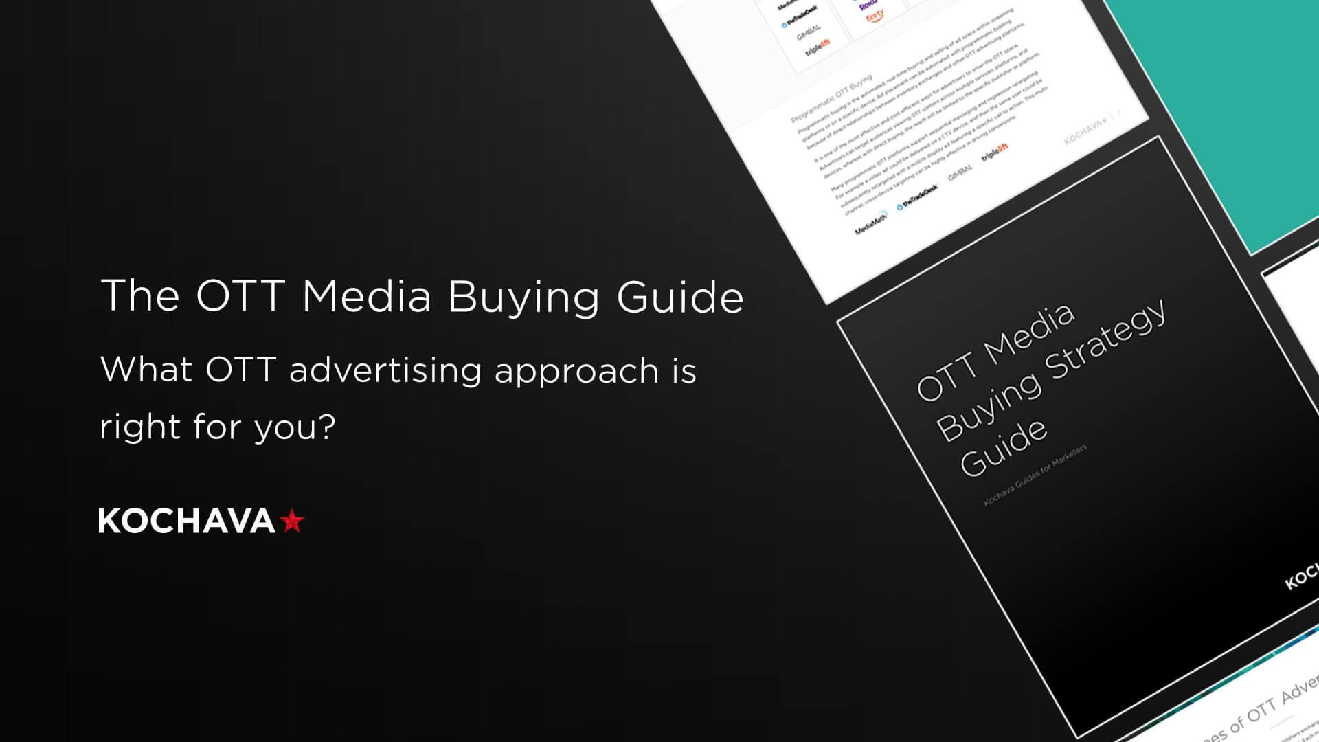 OTT Media Buying Guide
