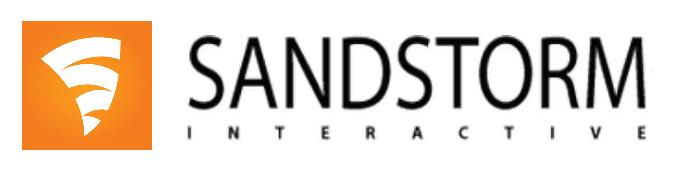 Sandstorm Interactive logo