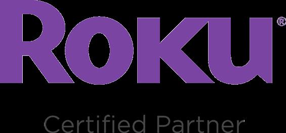 Roku certified partner