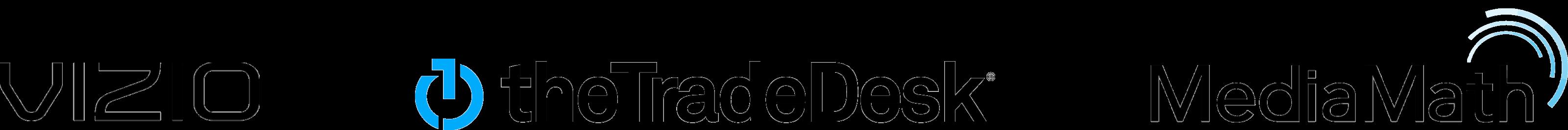 vizio theTradeDesk MediaMath