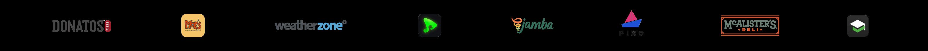 FAA Client Logo Banner